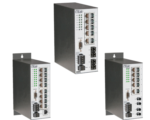 CTRLink EISC Series Configurable Switches