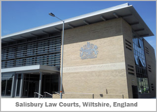 Salisbury Law Courts