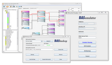BAScontrol Toolset