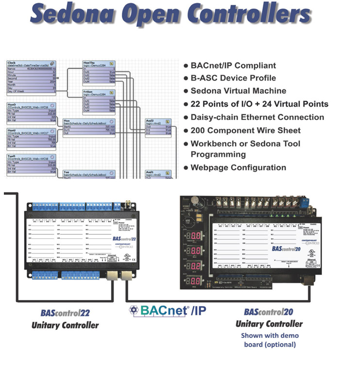 BACnet to Modbus Gateways