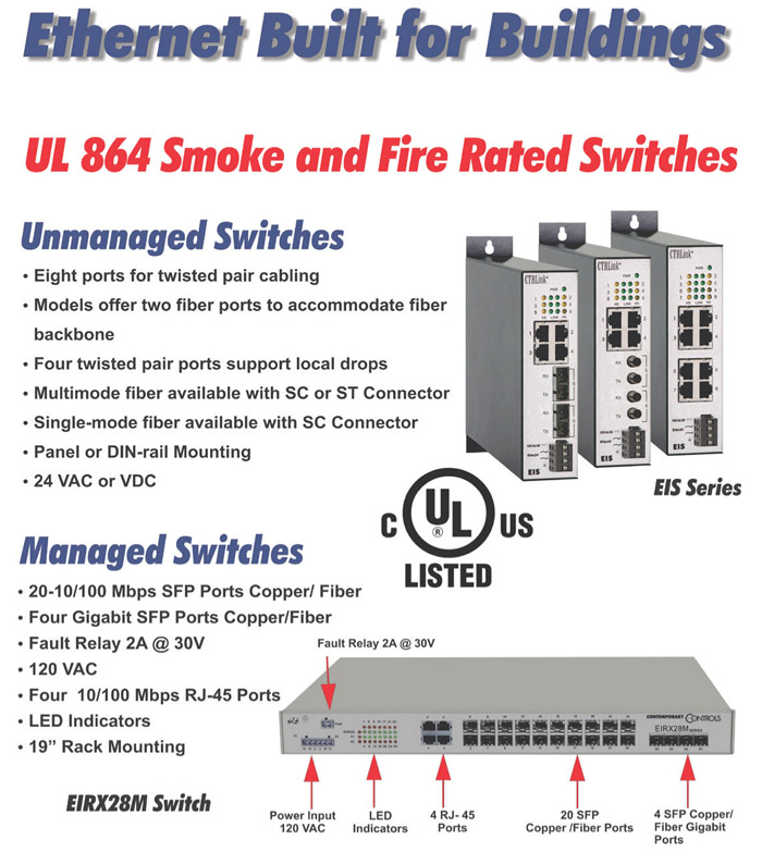 UL Fire and Safety